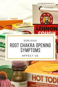 Root Chakra Opening Symptoms
