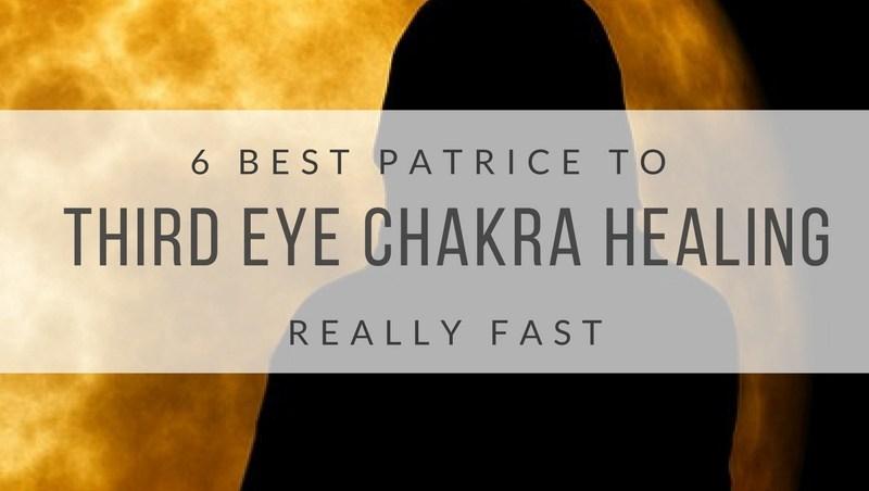 Third Eye Chakra Healing
