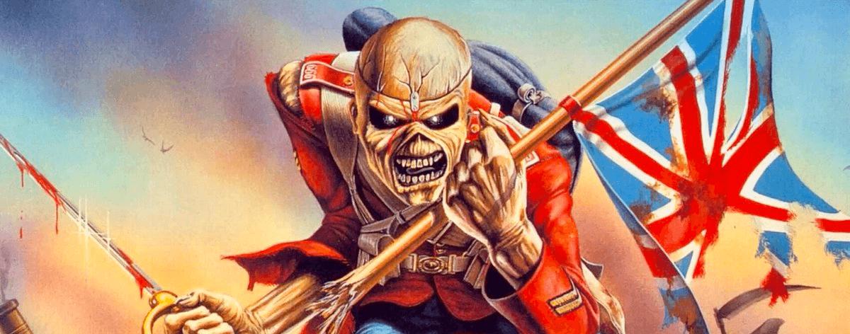 Iron Maiden regresa a la Ciudad de Mxico  All City