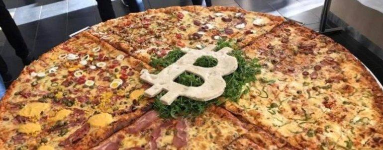 Bitcoin en Pizza Hut de Venezuela