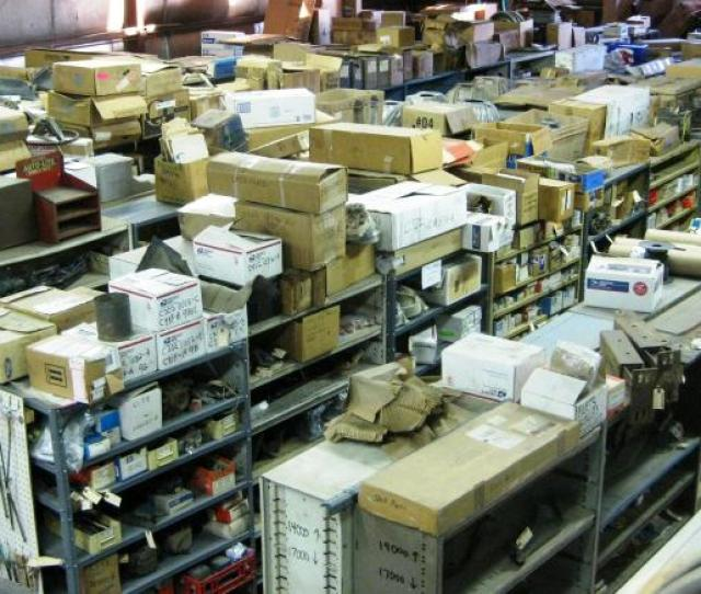 10000 Nos Ford Parts In Stock
