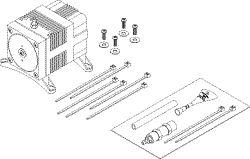 Statim 2000 AIR COMPRESSOR KIT Part #01-100560S Complete