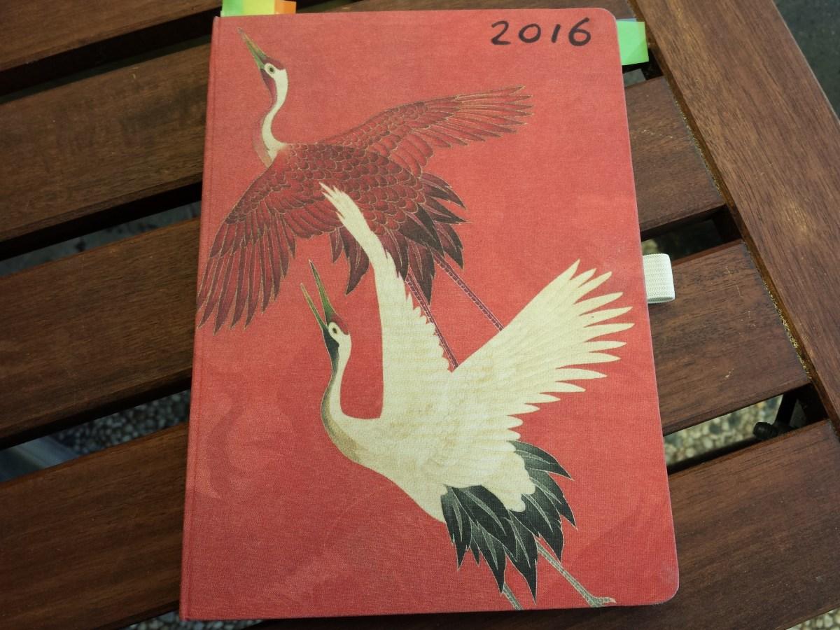 My not so pretty bullet journal