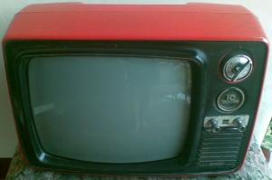 Retro Sharp TV