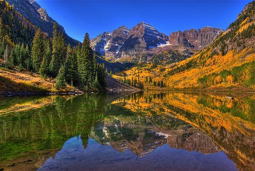 scenic usa scenery