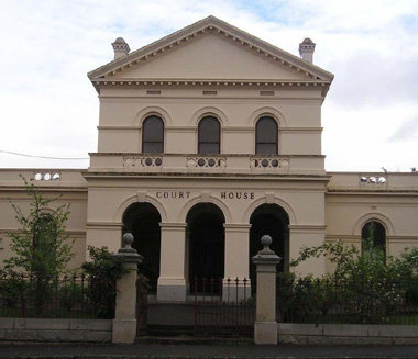Castlemaine-Magistrates-Court