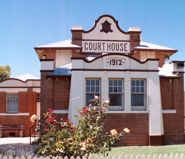 Cobram-Magistrates-Court