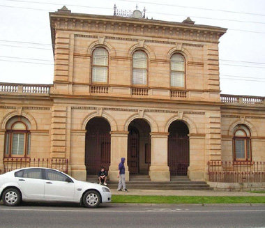 Stawell-Magistrates-Court