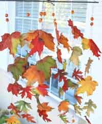 Falling Leaves Wind Catcher