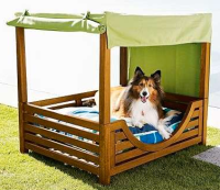 doggie backyard kennel ideas DIY