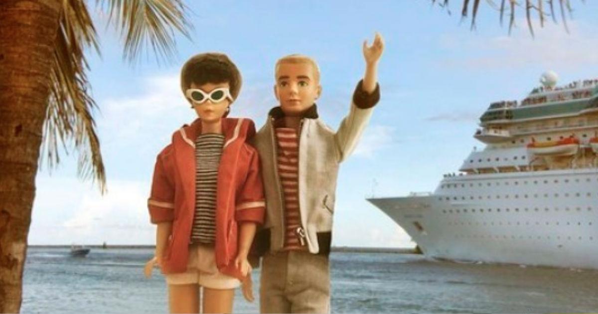 Barbie Ken Photographer Recreates The 60s In Miami