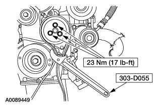 2004 Ford Focus Zx3 Serpentine Belt 02 Ford ZX2 Engine