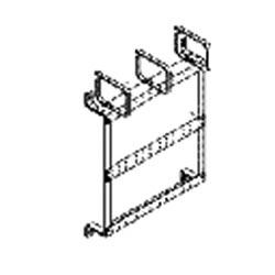 Chatsworth 11177-701 66 Block Mounting Brackets; 19