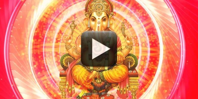 Lord Ganesha Animated Wallpapers Motion Backgrounds Worship Background God Ganesh Video