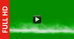 Ground Smoke Green Screen & Blue Background Video Effects HD