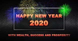 HAPPY NEW YEAR 2020! Wishes of Whatsapp Status Video