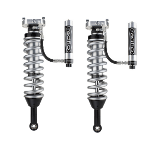 Alldogs Offroad Coop. Radflo 2.5 Extended Travel Coilover