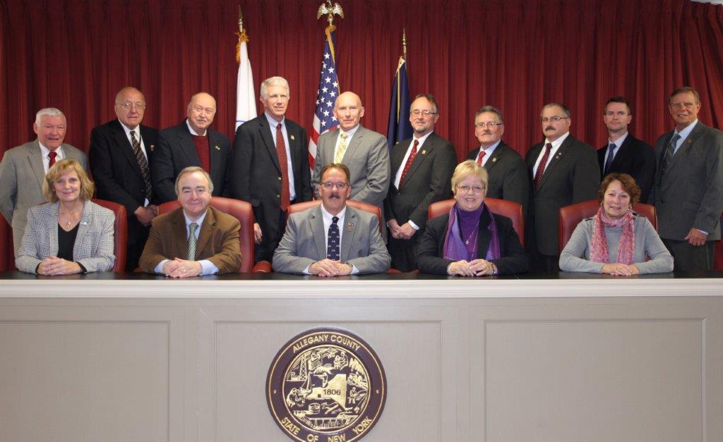 Legislators  Allegany County New York