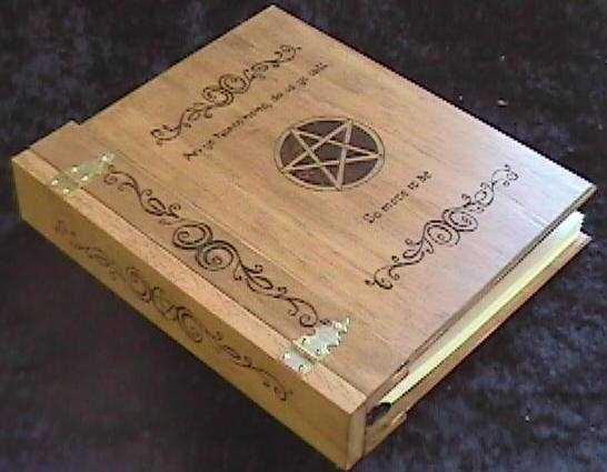 journal Book of Shadows