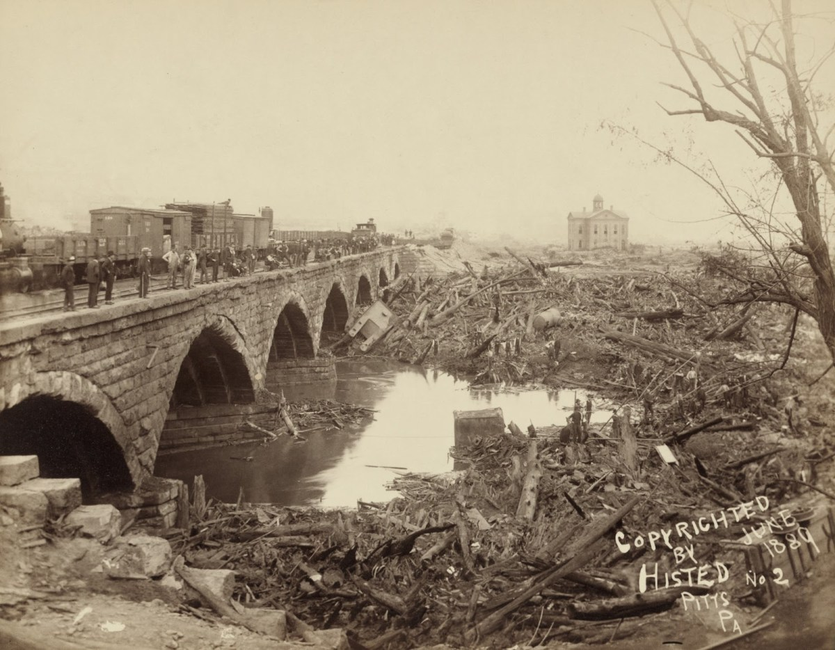 Johnstown Flood Sonebridge