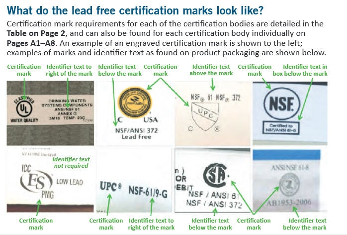 """Deciphering """"lead free"""" labels at the store isn\'t always easy – The ..."""