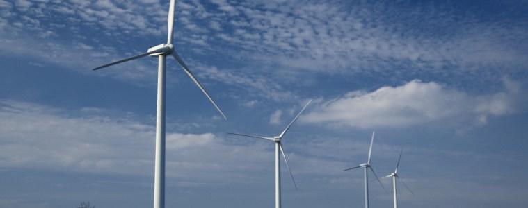 Somerset Wind Farm