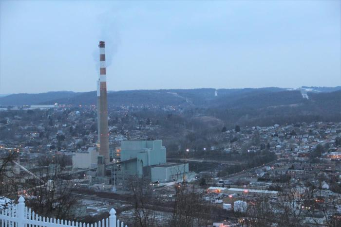 Cheswick power plant