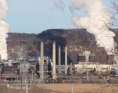 US Steel's Clairton Coke Works
