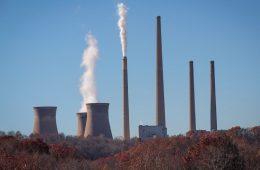 Homer City Coal-fired power plant