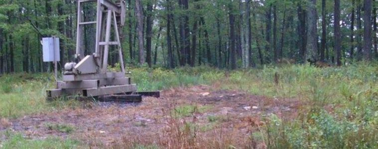 Unconventional Well Pad