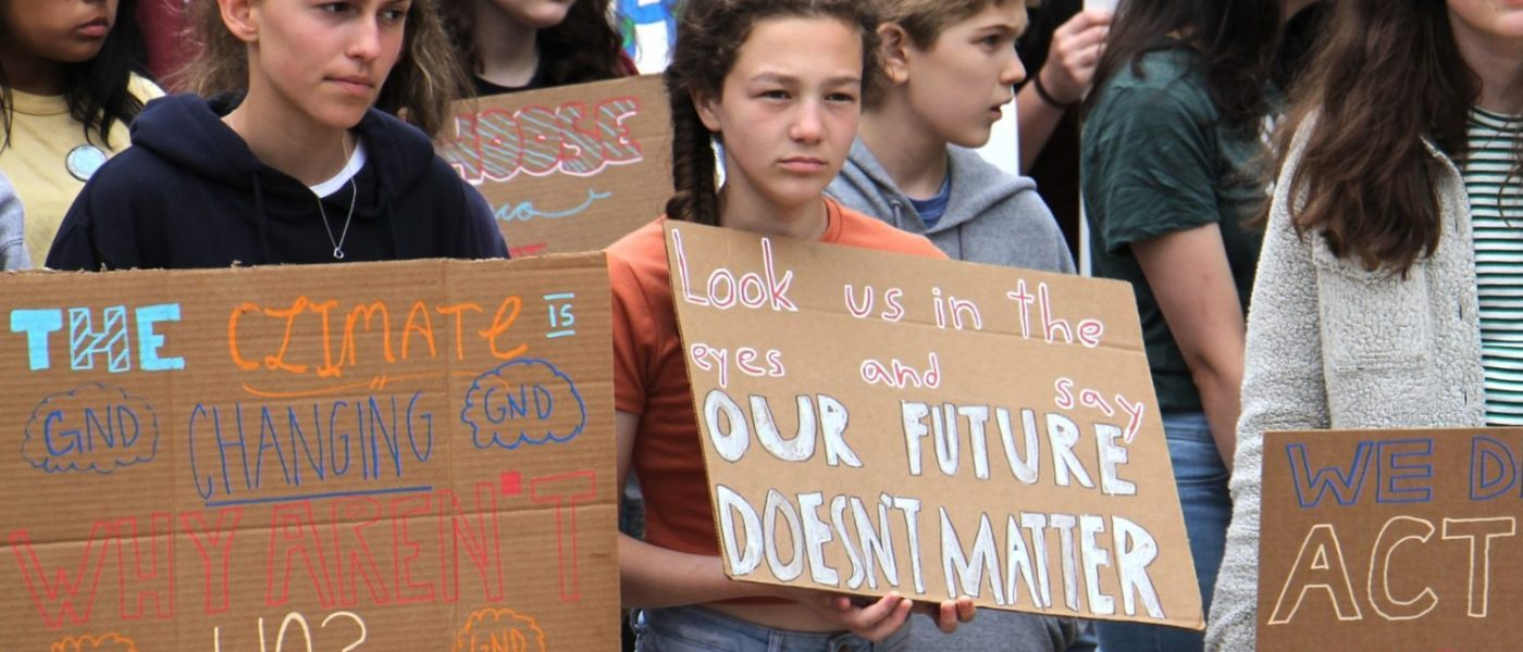 youth climate activists