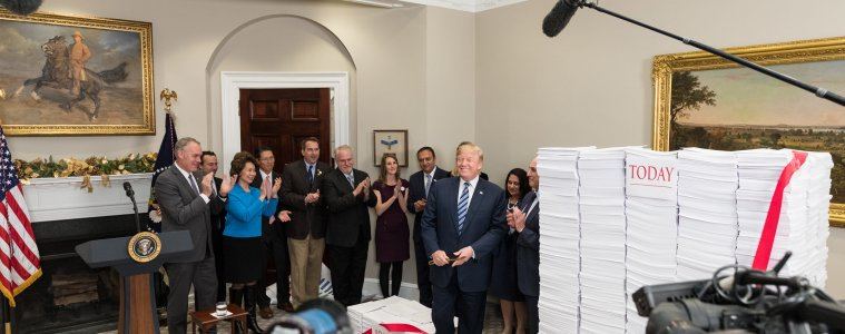 Trump White House event