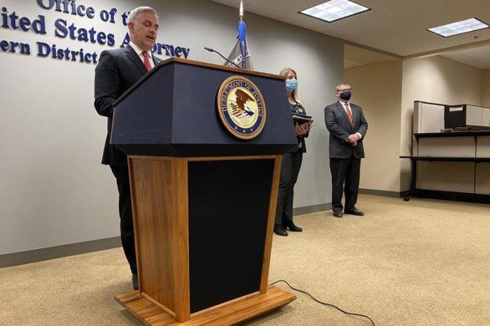 United States Attorney Scott Brady