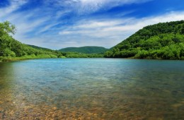West Branch Susquehanna River