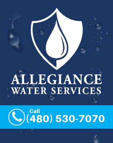 Allegiance Water Services is the Best Plumbing Company in the Valley