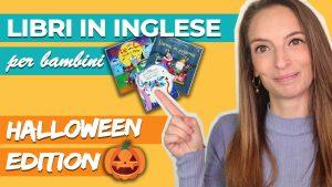 Libri Halloween in inglese per bambini