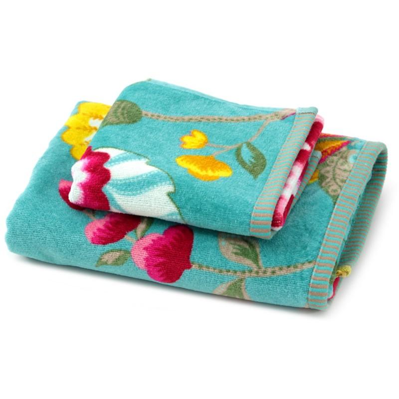 coppia asciugamani pip studiofloral fantasy