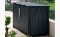 OUTDOOR PATIO CABINETS  Cabinet Doors