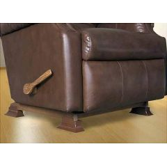 recliner chair height risers barcelona replica reviews stander inc