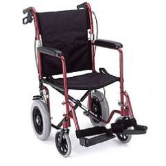 Transport Wheelchair Nova Inexpensive Waiting Room Chairs Comet 330 Deluxe Lightweight