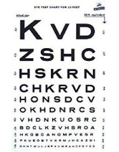 Graham field snellen eye chart visual acuity charts also rh allegromedical