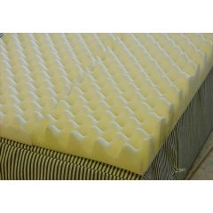 Foam Eggcrate Mattress Overlay