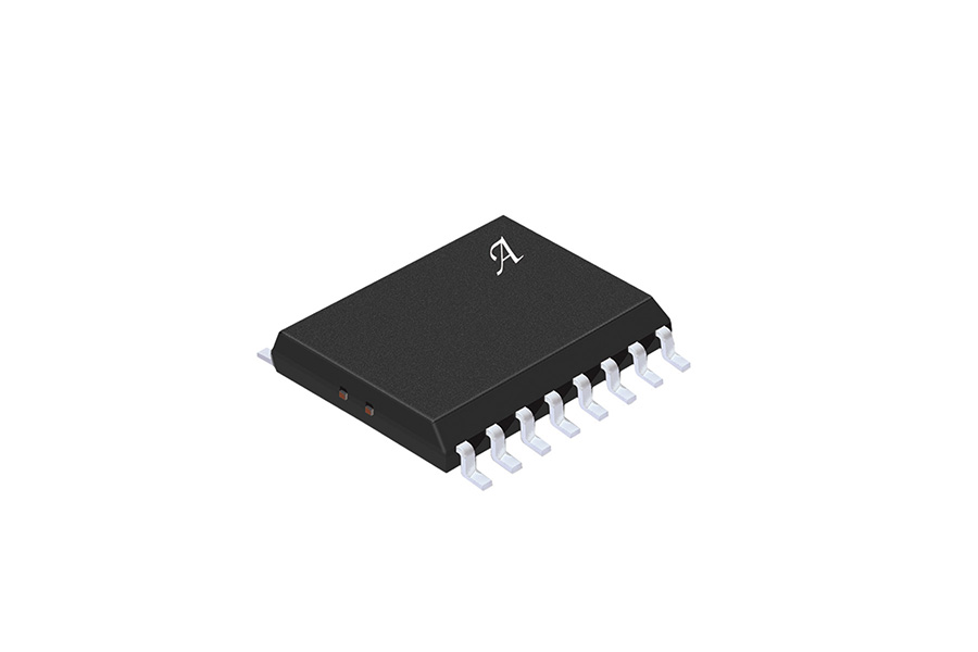 Allegro MicroSystems - ACS710: 120 kHz Bandwidth, High-Voltage Isolation Current Sensor IC with Integrated Overcurrent Detection