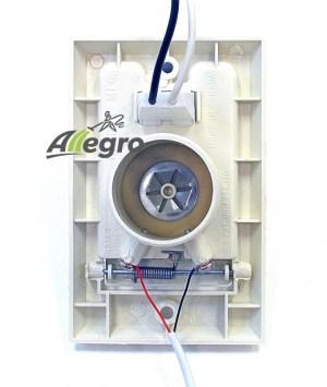 Electrolux Central Vacuum Super Valve 120v24 volt white inlet