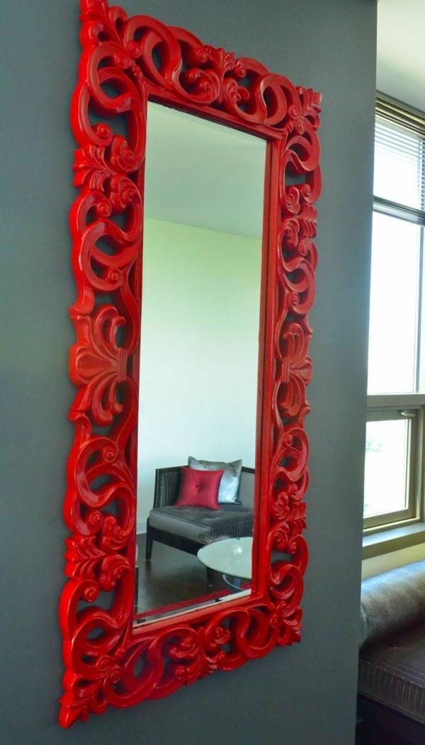 Wandspiegel kaufen  Wanddekoration auf eine tolle Art und