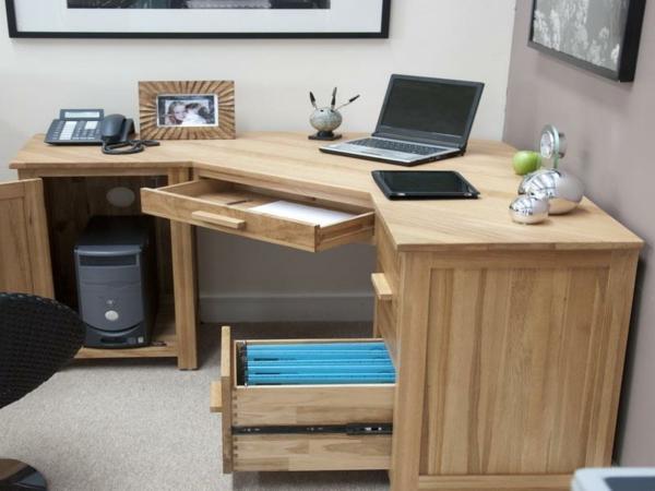 Corner Desk Organizer