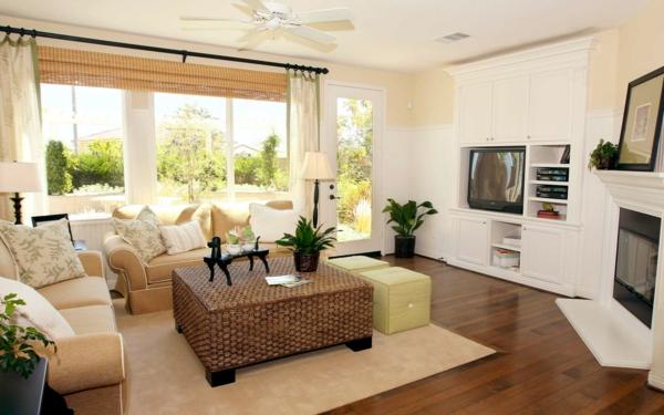 Wohnraumgestaltung in verschiedenen Stilen  das geht auch