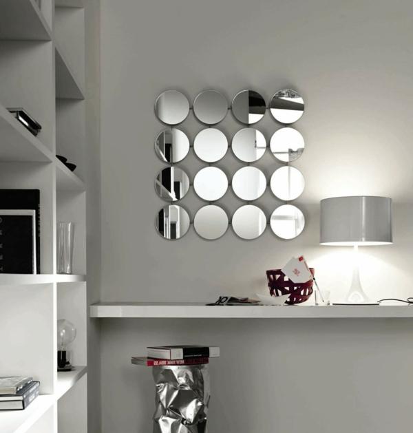 Spiegel im Wohnzimmer  Hinreiende Spiegel Designs