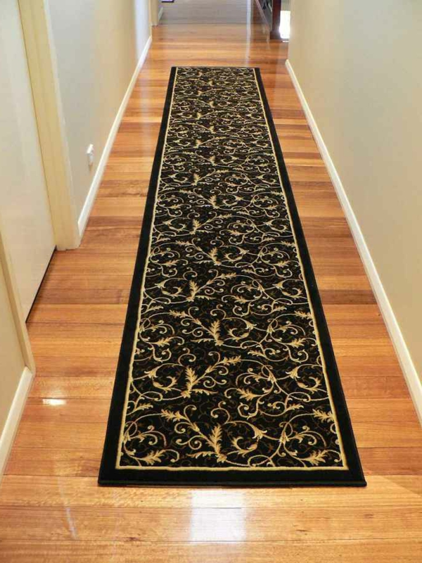 Teppich im Flur Schne Interieur Vorschlge fr Ihren