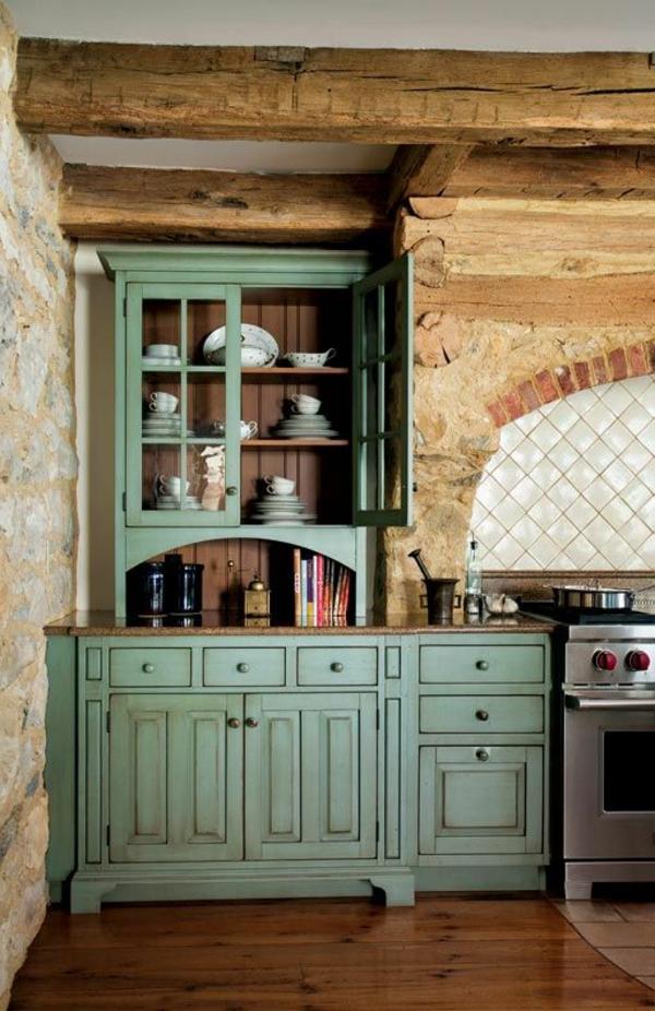 photo cuisine en bois